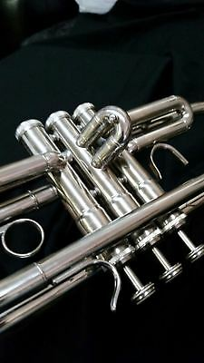 Trumpet-Bankruptcy-New Student To Intermediate Concert Silver Band Trumpets 4