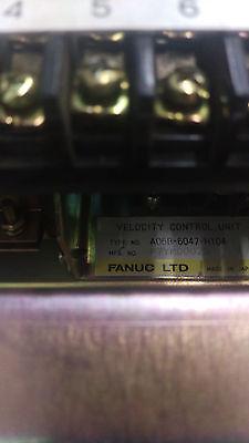 Fanuc DC Servo Amplifier A06B-6047-H104 3