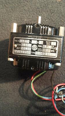 *RARE VINTAGE* BODINE Electric 115V 1550-Rpm Small Instrument Motor on