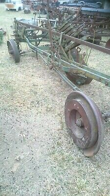 Plough disc antique garden 3