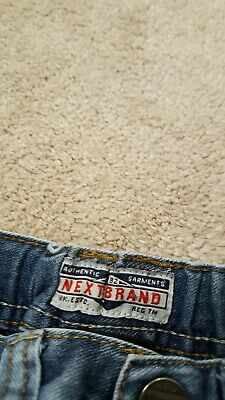 Pair of Boys Next Jeans (Size 18-24 Months) 3