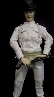REDMAN TOYS RM013 Kubrick A Clockwork Orange Alex Action Figure Model In Stock