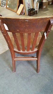 Haywood Wakefield wooden chair 4
