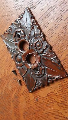 """New """"Bay Laurel"""" Push Button Light Switch Plate 2"""