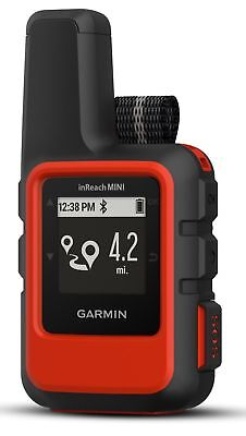 Garmin inReach Mini Orange Travel Lighter Communicate Smarter 010-01879-00 4