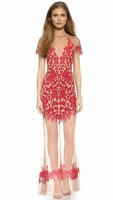 2fc3f86a9a6f 1 of 12FREE Shipping [ Clearance Sales !!! ]Authentic For love & lemons  luau maxi dress -