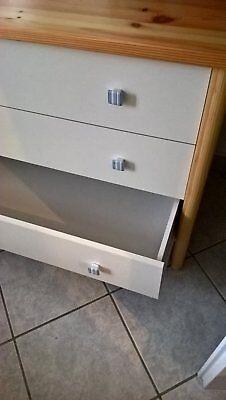 Cassettiera Per Armadio Ikea.Cassettiera Ikea Nuova Fai La Tua Offerta 3 Cassetti Legno Pino Da Montare