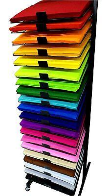 2PZ 40x60 cm Pannolenci Panno lana Lenci feltro colorato spessore 1 mm 20 colori 2