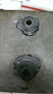 Motor and Transmission Mount Kit for Mustang 289 1966-68 Set 3 Mfg After 3//66