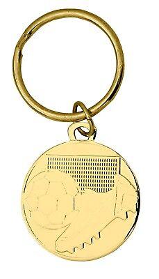 50 Fußball Schlüsselanhänger H.=70mm mit rückseitiger Beschriftung nach Wahl