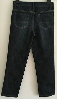 Boys Blue Slim Fit Jeans Size 9-10 Years 2