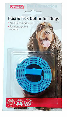 Beaphar Uk Ltd Beaphar Dog Plastic Flea & Tick Collar 65Cm