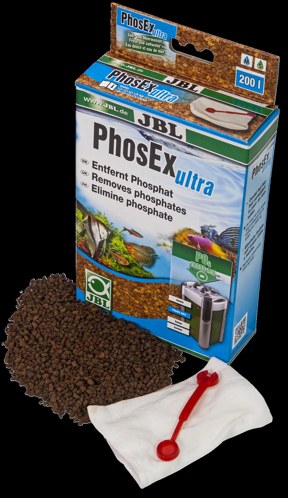 JBL PhosEx Ultra 340g (fish tank phosphate remove filter media reduce algae) 2 • EUR 12,03