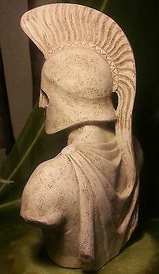 Greek Sculpture King Leonidas of Sparta Statue Art Ornament Decor Figurine 38 cm 3