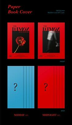 DAY6 - The Book of Us : The Demon CD+Pre-Order Benefit+Poster+Gift+Tracking no. 3