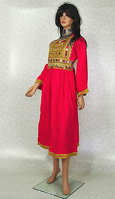 Orient Nomaden Tracht afghani kleid Tribaldance afghanistan traditional dress P7 2