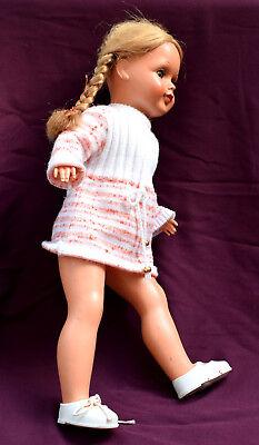 Alte SE Puppe mit Schlafaugen und Mamastimme