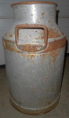 milch kanne milchkanne  BMV rottweil alt behälter top garten  deko zum bemalen 10
