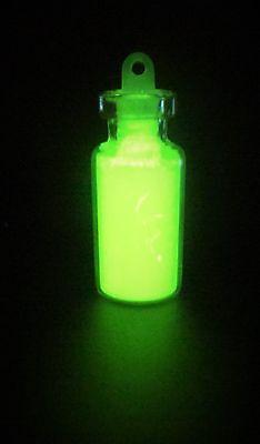 Glow in the Dark Powder (Yellow - Green) 5