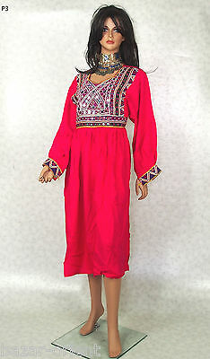 Orient Nomaden Tracht afghani kleid Tribaldance afghanistan traditional dress P3 2