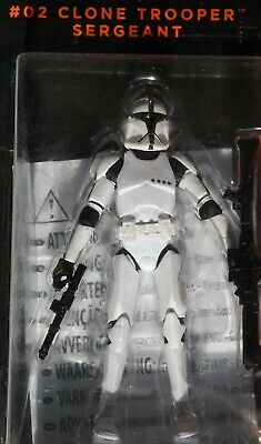"Disney Star Wars  Hasbro 3.75"" Black Series Action Figures Force Awakens Rebel 10"