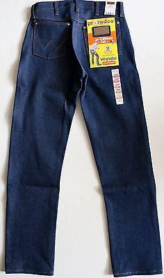 2874393d ... New Wrangler Cowboy Cut 13MWZ Original Fit Jeans Rigid Indigo Men's  Sizes 3