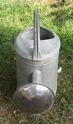 Gießkanne Giesskanne Gärtnerkanne (Blech verzinkt ; ca. 9-10 Liter) Watering Can 7