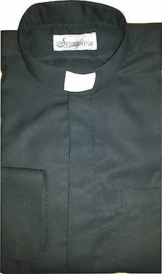 Clergy//Clerical//Vicar//Priest Cloth Collars 100/% Cotton MDS