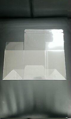 1 Funko Pop! 3-Pack Vinyl Box Protector Acid Free 0.50 MM THICKNESS 3