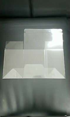 2 Piece Funko Pop! 3-Pack Vinyl Box Protector Acid Free 0.50 MM THICKNESS 3