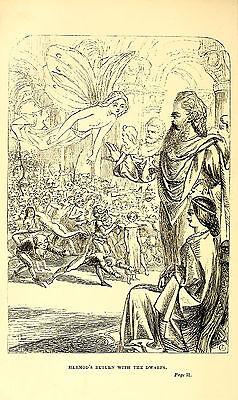 Norse Viking Mythology 204 Pdf Books On Dvd Runes Asgard