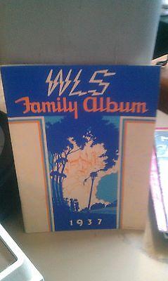 1947 WLS Radio Chicago Illinois  Prairie Farmer Family Album & Almanac