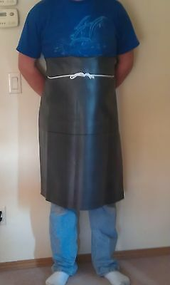COLD CREEK SKINNING APRON HEAVY DUTY TRAPPING FUR HANDLING