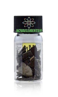 1 grammo Neodimio metallico elemento 60 Nd 99,9/% in fiala con etichetta
