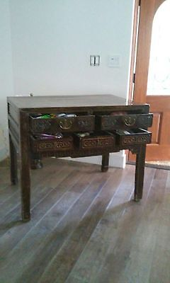 chinese table 4