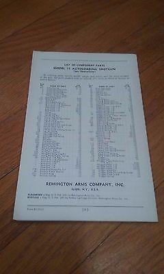 simetriaoptica.com Gun Parts Hunting Remington Model 11 Automatic ...
