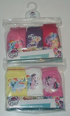 Girls Multi-packs of Character BRIEFS/KNICKERS and/or VESTS - Sizes 18M - 10 Yrs 7