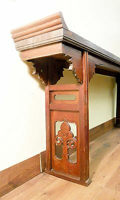 Antique Chinese Altar Table (5544), Circa 1800-1949 9