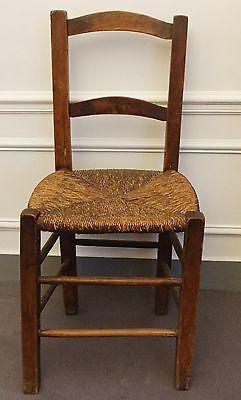 chaise rustique - Chaise Rustique