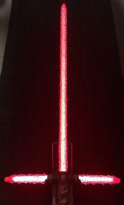 Star Wars Red Flame Blade Cover Supreme Leader Kylo Ren Lightsaber F. Fx Elite 3