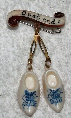 Costume Jewellery Vintage Broaches Pin Brooches 6