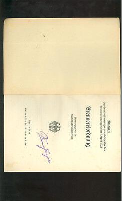 Brennereiordnung 1935 2