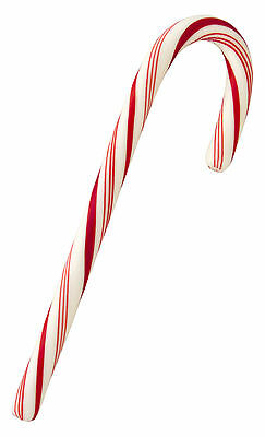 120 x Christmas Tree Peppermint Candy Canes Decoration Sweets Stocking Box Gift 2