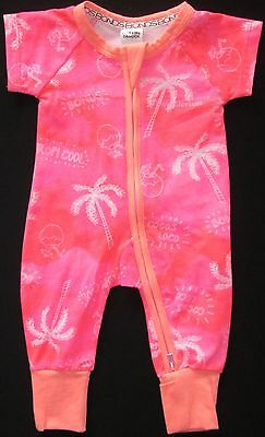 BONDS Baby Boys Girls Bodysuit Wondersuit Zippy Long Leg Sz 0000 000 00 0 NEW