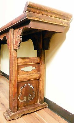 Antique Chinese Altar Table (5075) Ming Style, Circa early of 19th century 8