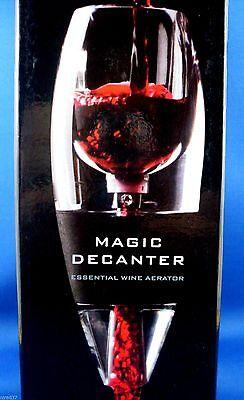 MAGIC DECANTER Wine Accessory Boxed VG Man Cave Bar Kitchen Taste - In Australia