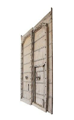 Door Home Decor Vintage Wood Handmade Collectible India US249WH