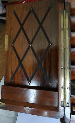 Antique 19Th Century Burr Walnut Stationery Box - Stylish & Original For A Loved 4
