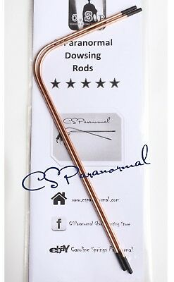 Ghost Hunting Equipment- Dowsing Rods 2