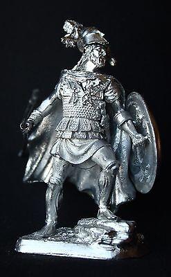Leonidas I. King of Sparta KIT Tin toy soldier 54 mm. metal 2
